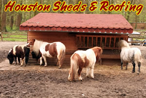 custom feed trough construction woodlands texas miniature horses