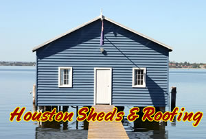 lake conroe boat houses
