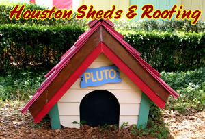 custom dog houses houston texas