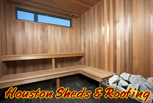 sauna installation houston steam bath room construction